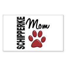Schipperke Mom 2 Decal