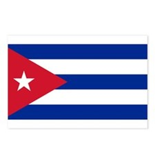 Flag of Cuba Postcards (Package of 8)