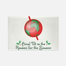 Axial Tilt is the Reason Rectangle Magnet