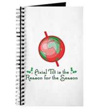 Axial Tilt is the Reason Journal