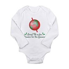 Axial Tilt is the Reason Baby Suit