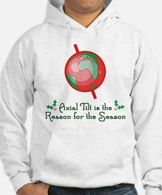 Axial Tilt is the Reason Hoodie