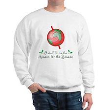 Axial Tilt is the Reason Sweatshirt
