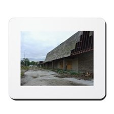 """Dixie Square """"Turnstyle"""" Mousepad"""