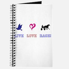 Live Love Race Journal