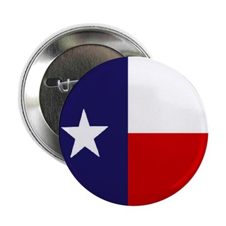 "Texas State Flag 2.25"" Button (100 pack)"