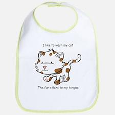 Cat Bath Bib