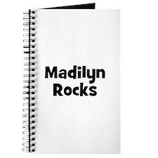Madilyn Rocks Journal