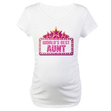 Aunt Gift (Worlds Best) Shirt
