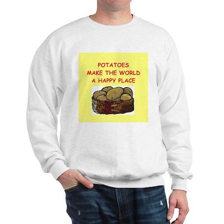 potatoes Sweatshirt