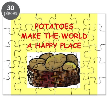 potatoes Puzzle