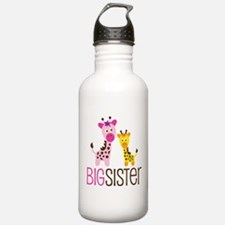 Giraffe Big Sister Water Bottle