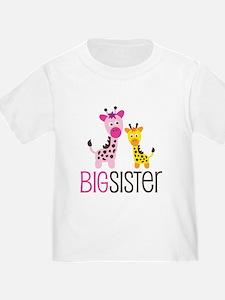 Giraffe Big Sister T
