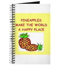 pineapples Journal