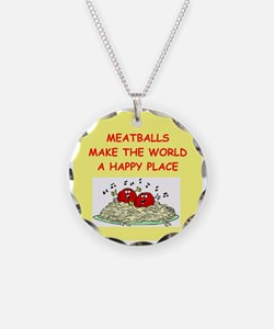 meatballs Necklace