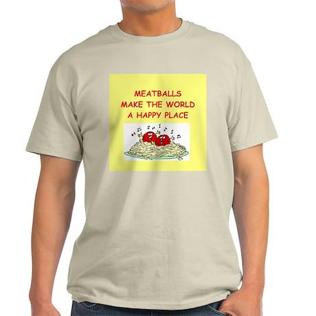 meatballs Light T-Shirt