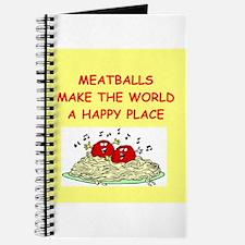 meatballs Journal