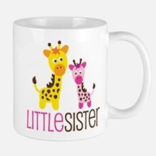 Giraffe Little Sister Mug