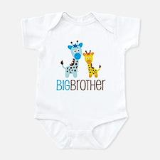 Giraffe Big Brother Onesie