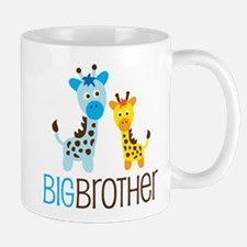 Giraffe Big Brother Mug