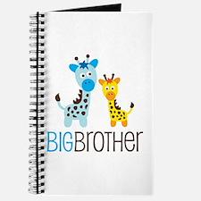 Giraffe Big Brother Journal