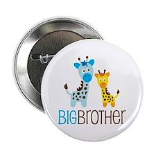 "Giraffe Big Brother 2.25"" Button"