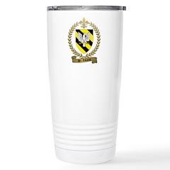 ST. AMAND Family Crest Travel Mug