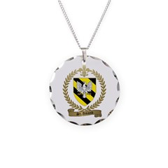 ST. AMAND Family Crest Necklace