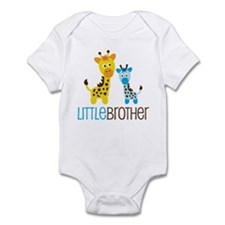 Giraffe Little Brother Infant Bodysuit