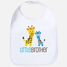 Giraffe Little Brother Bib