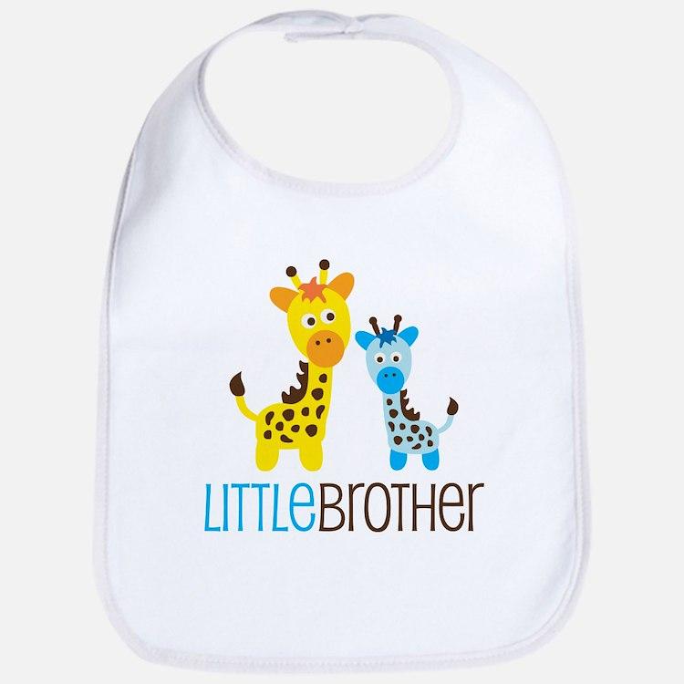 Giraffe Little Brother Bib