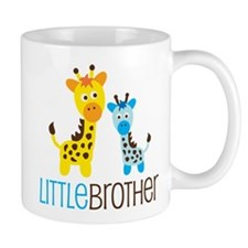 Giraffe Little Brother Mug