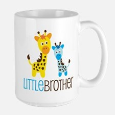 Giraffe Little Brother Large Mug