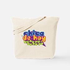 CHICA DE HOY TURURU TURURU Tote Bag
