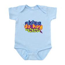 CHICA DE HOY TURURU TURURU Infant Bodysuit