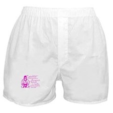 Cute Perseverance Boxer Shorts