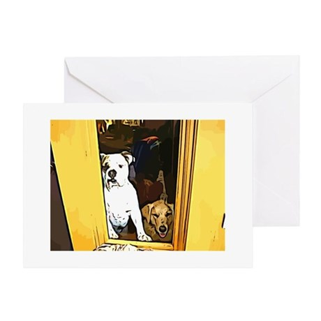 Waiting For You To Come Home Greeting Card