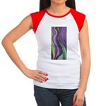 Iris Women's Cap Sleeve T-Shirt