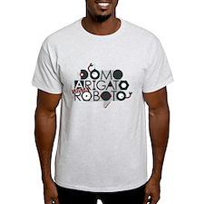 DOMO ARIGATO MISTA ROBOTO T-Shirt
