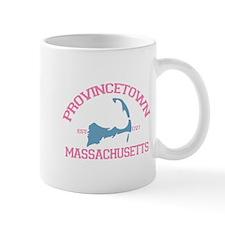Provincetown MA - Varsity Design. Mug