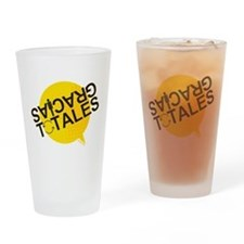 GRACIAS TOTALES Drinking Glass