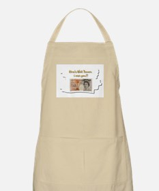 here's that tenner i owe you Apron