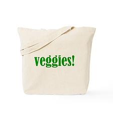 Veggies! Tote Bag