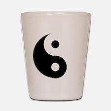 Yin & Yang (Traditional) Shot Glass