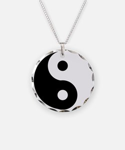 Yin & Yang (Traditional) Necklace