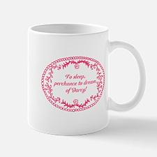 Dreaming of Darcy Mug