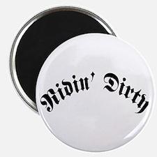 Ridin' Dirty Magnet