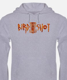 Fire Birdcatcher Disc Golf Hoodie