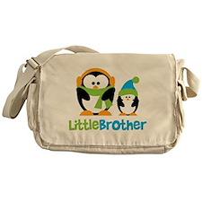 2 Penguins Little Brother Messenger Bag