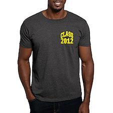 Class of 2012 (yellow) T-Shirt